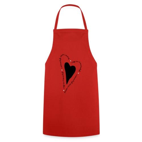 Ullihunde - Herz - Kochschürze