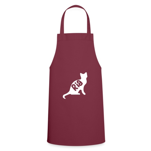 Team Ria Cat - Cooking Apron