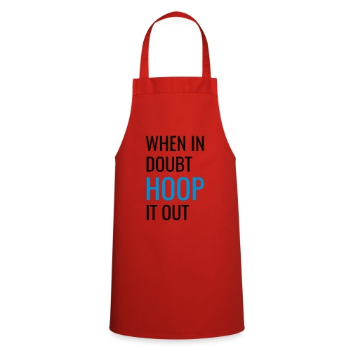 Hoop It Out - Cooking Apron
