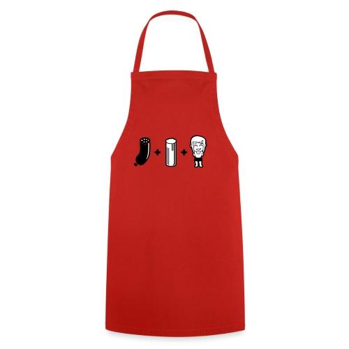Blodwoosch, Kölsch und en lecker Mädche (Kölsch) - Kochschürze