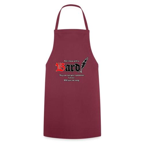 Bard! mit Slogan - Kochschürze