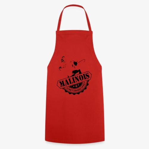 Malinois Schutzhundesport - Kochschürze