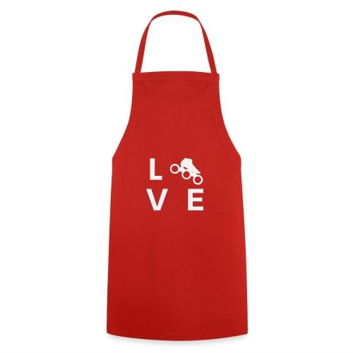 Speedskating Liebe - Kochschürze