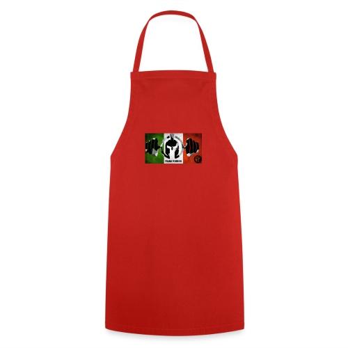 ItalianWarriors90-ItalianFlag - Grembiule da cucina
