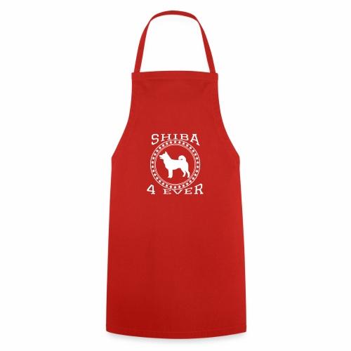 Shiba Inu College Star 2 - Kochschürze