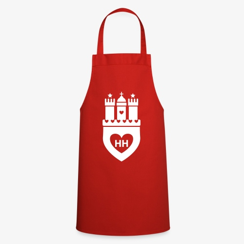 I Love Hamburg 1c - Kochschürze