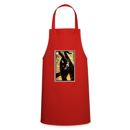 The cat from the Tale of One Bad Rat - Cooking Apron