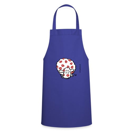 Kiss ewe - Cooking Apron