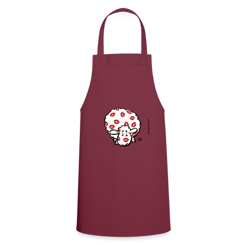 Kiss ewe - Cooking Apron