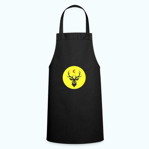 Hipster deer - Cooking Apron