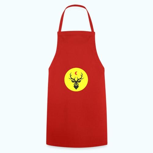 Hipster deer - Cooking Apron