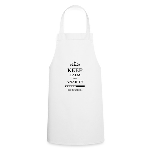keep_calm - Grembiule da cucina