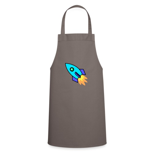 Blue rocket - Cooking Apron
