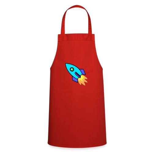 Blue rocket - Cooking Apron