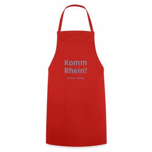 Komm Rhein! St. Goar · Loreley - Kochschürze