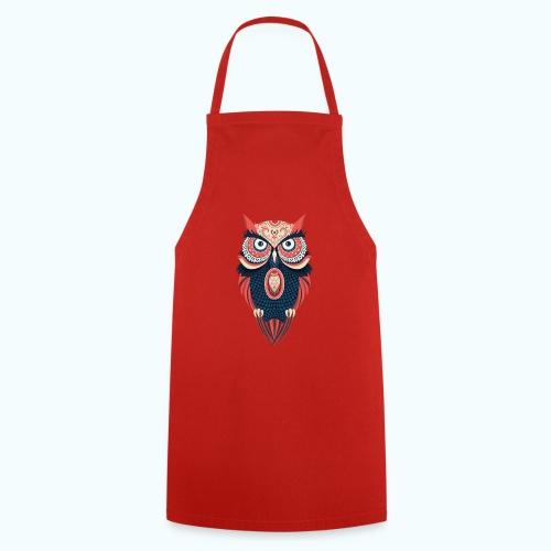 Hippie owl - Cooking Apron