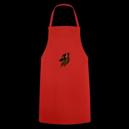 Shadow Wolf Logo - Kochschürze