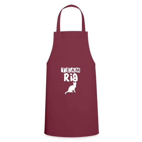 Team Ria - Cooking Apron