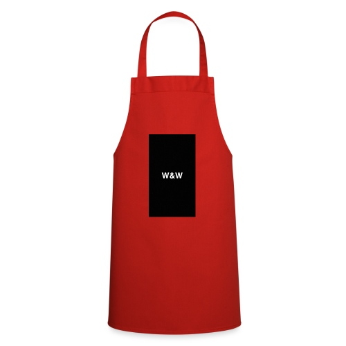 W&W Logo - Cooking Apron
