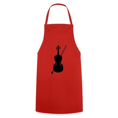 Violin - Keukenschort