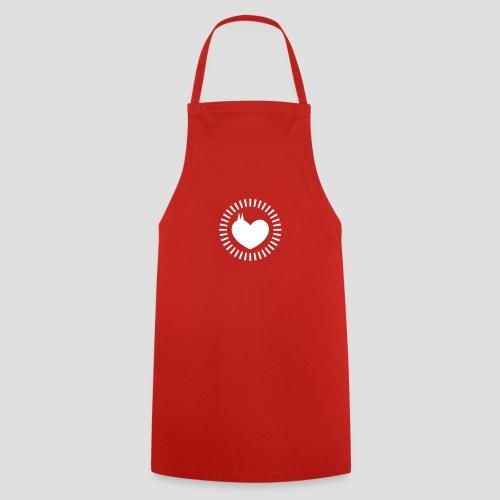 Dom Herz - Kochschürze