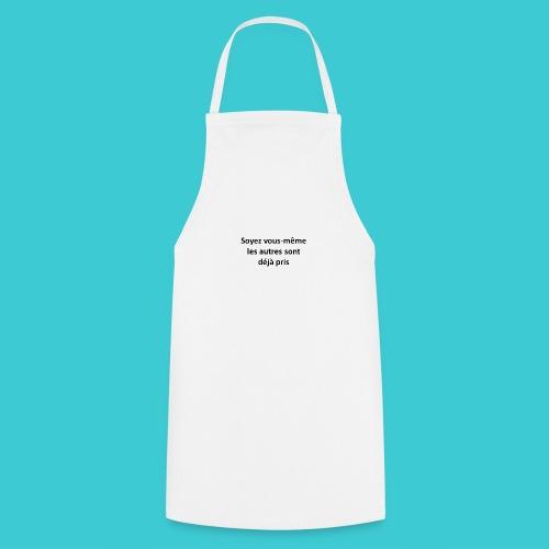 soi meme - Tablier de cuisine