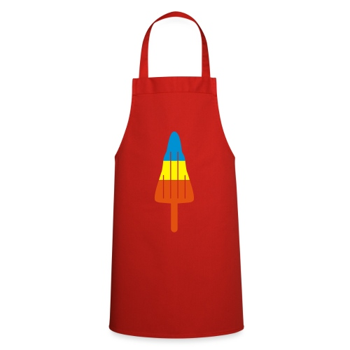 ZOOM ROCKET LOLLY: choose three different flavours - Cooking Apron