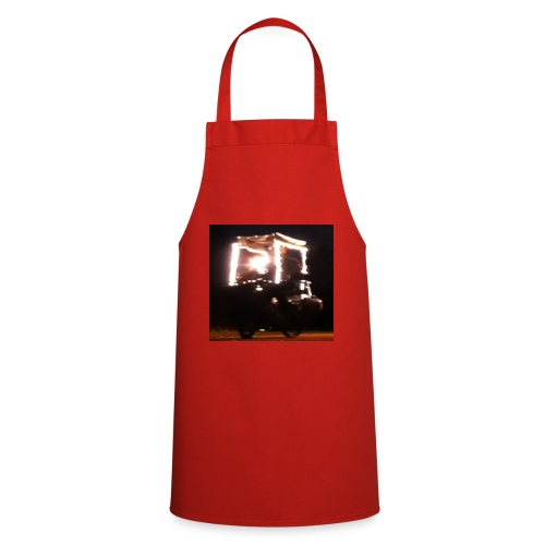 'Buy Merry Christmas Lights' T-Shirt For Men Women - Cooking Apron