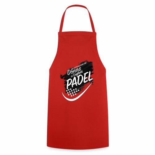 Padel Cagliari - Grembiule da cucina