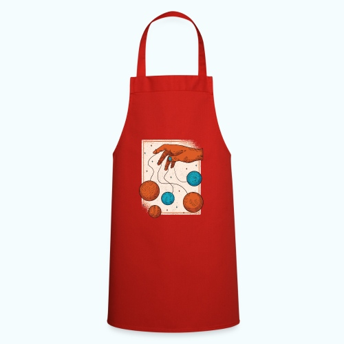 Planets On A String - Cooking Apron
