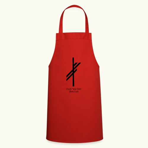 viking luck - Keukenschort