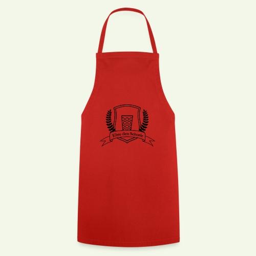 Ehre den Schorle - Kochschürze