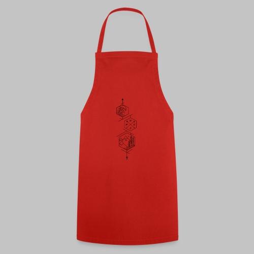 hexagones - Cooking Apron