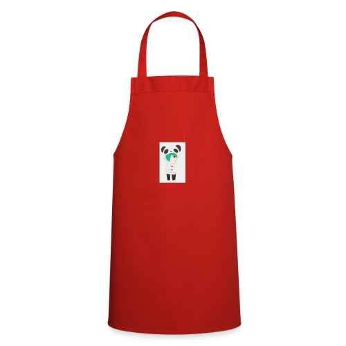 Blue haired SkaiLaPie - Cooking Apron