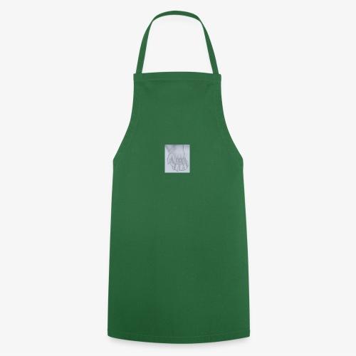 main dans la main - Tablier de cuisine