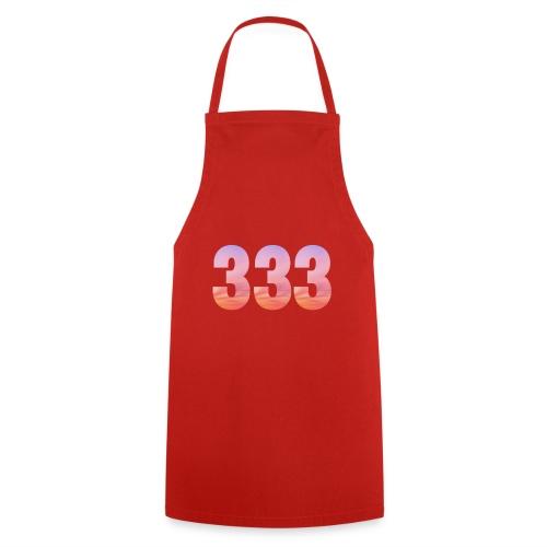 333 vous étes entouré de maitres ascensionnés - Tablier de cuisine