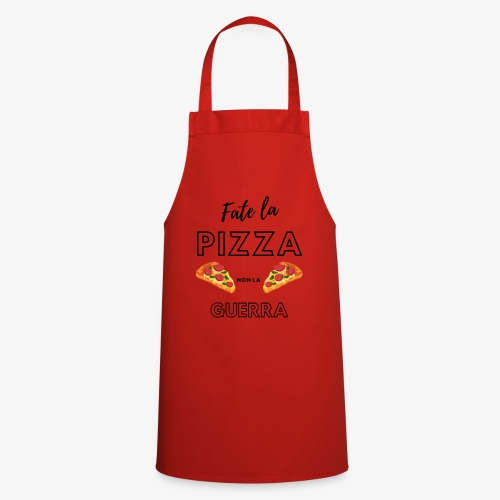 Fate la pizza, non la guerra! - Cooking Apron