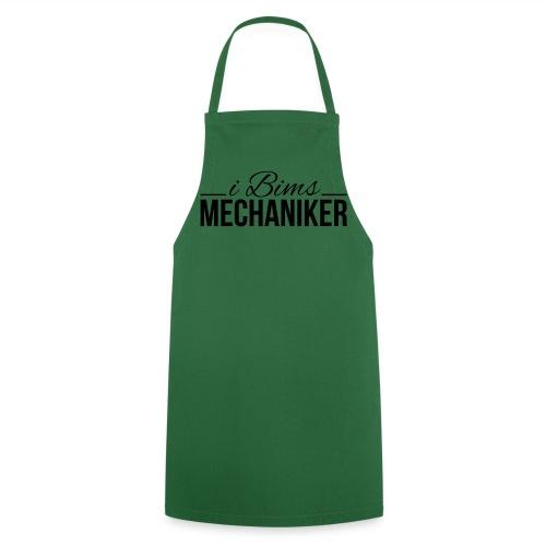 i bims Mechaniker - Kochschürze