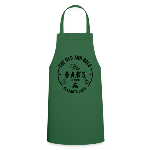 OAB unite black - Cooking Apron