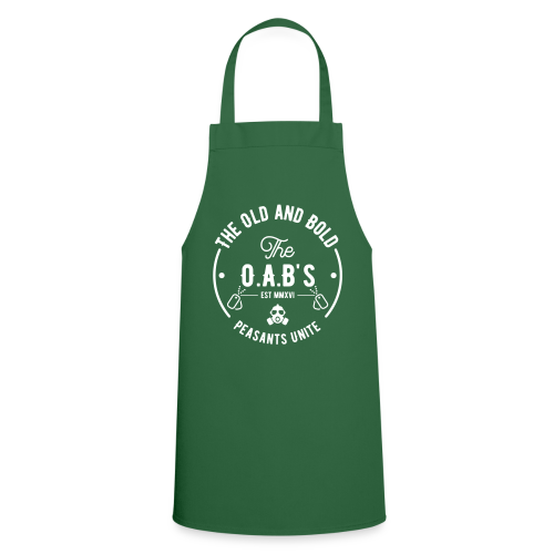 OAB unite white - Cooking Apron