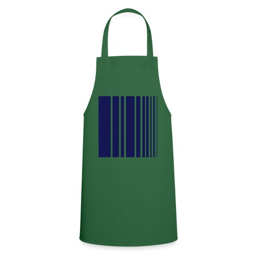 stripes blue - Cooking Apron