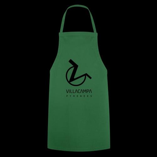 VILLACAMPA tshirt final02 - Tablier de cuisine