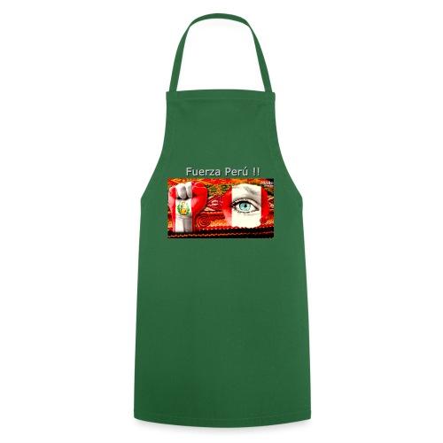 Telar Fuerza Peru I - Delantal de cocina