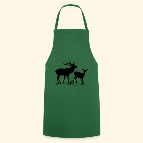 Hirsch, Reh, Rotwild, Damwild, Wald, Tiere, Rehe - Kochschürze