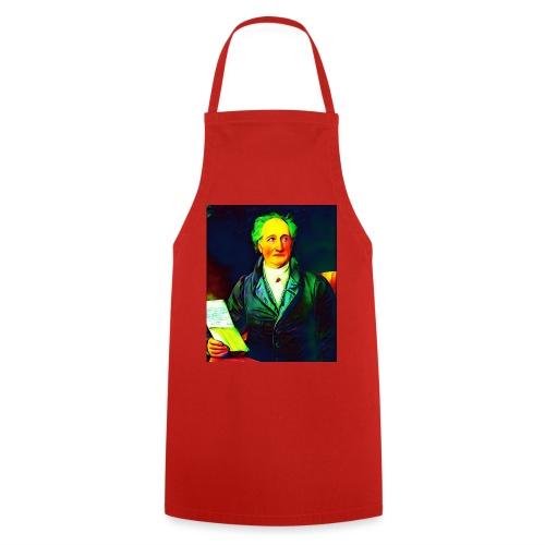 Goethe Popart 2.0 Edition #4 - Kochschürze
