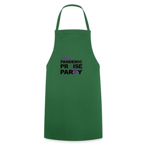 Pandemic Praise Party Logo - Cooking Apron