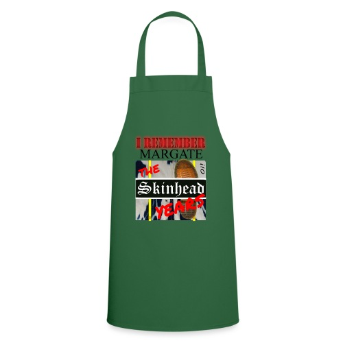 REMEMBER MARGATE - THE SKINHEAD YEARS 1980's - Cooking Apron