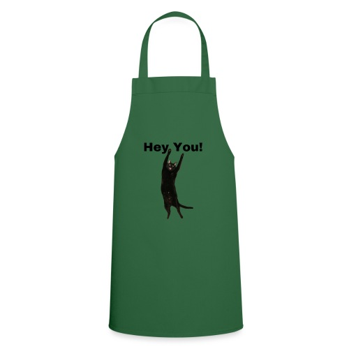 Hey you cat - Cooking Apron