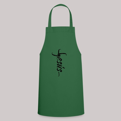 Al nombre de Jesús - Delantal de cocina