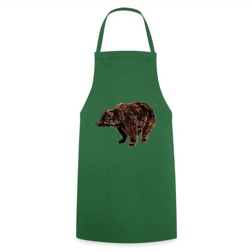 orso - Grembiule da cucina